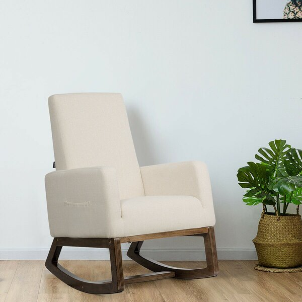 Review Upholstered Full Body Massage Chair