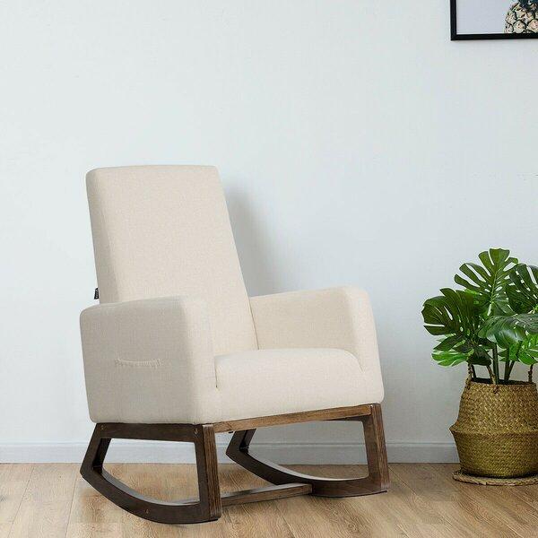 Upholstered Full Body Massage Chair By Brayden Studio