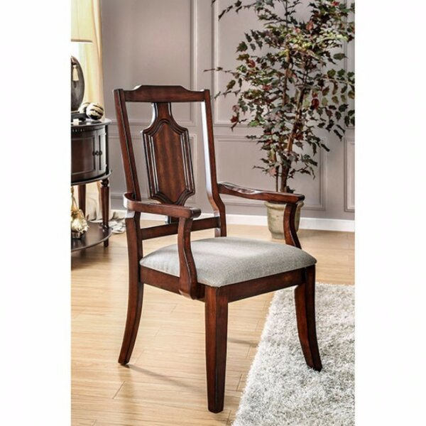 Amdt Solid Wood Dining Chair (Set of 2) by Darby Home Co
