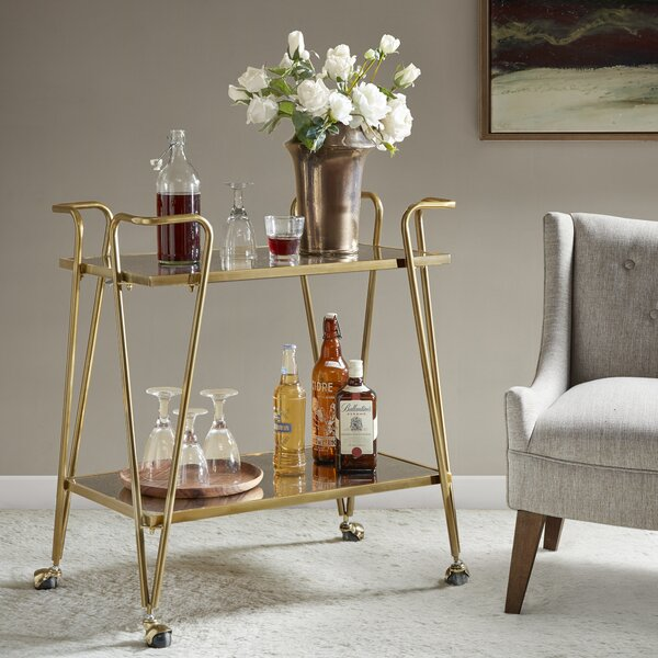 Congo Bar Cart by Mercer41