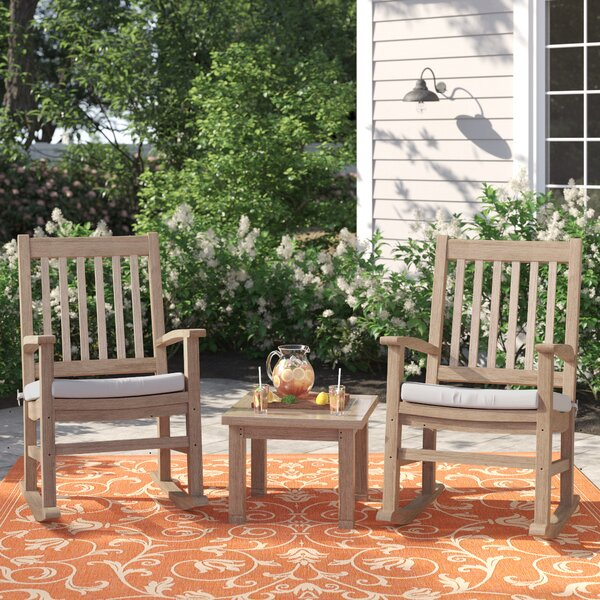 Boydston 3 Piece Seating Group by Freeport Park