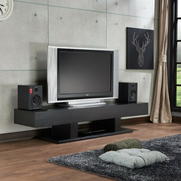 Lamberson Solid Wood TV Stand for TVs up to 78