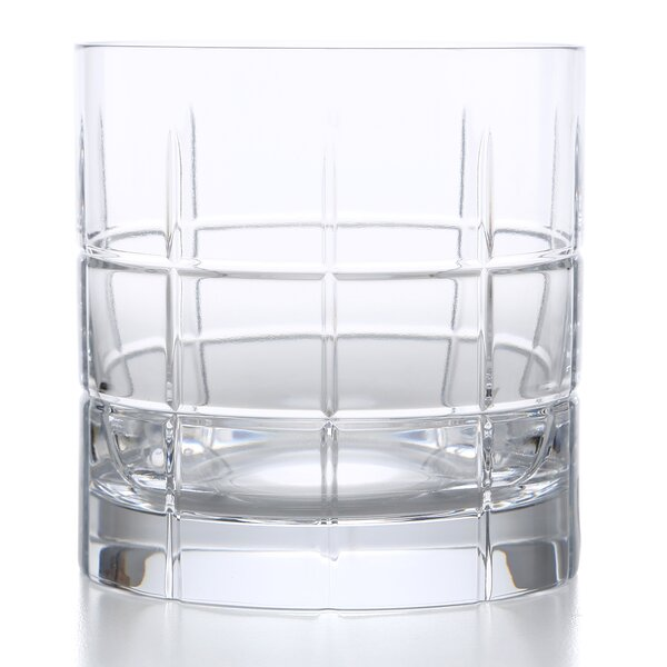 Street Double Old Fashioned 13 oz. Crystal Cocktail Glass (Set of 2) by Orrefors