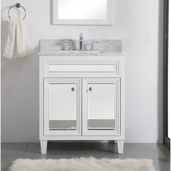 Addie 30 Single Bathroom Vanity Set by House of Hampton