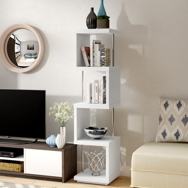 Wendell Cube Unit Bookcase by Wade Logan