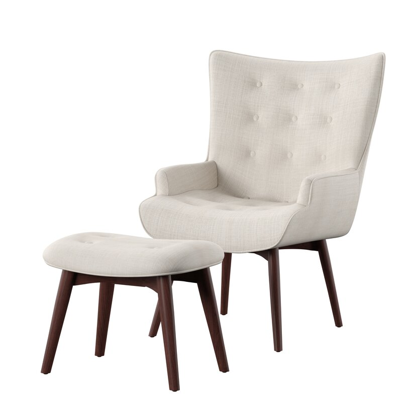 Surprising Westberry Lounge Chair Caraccident5 Cool Chair Designs And Ideas Caraccident5Info