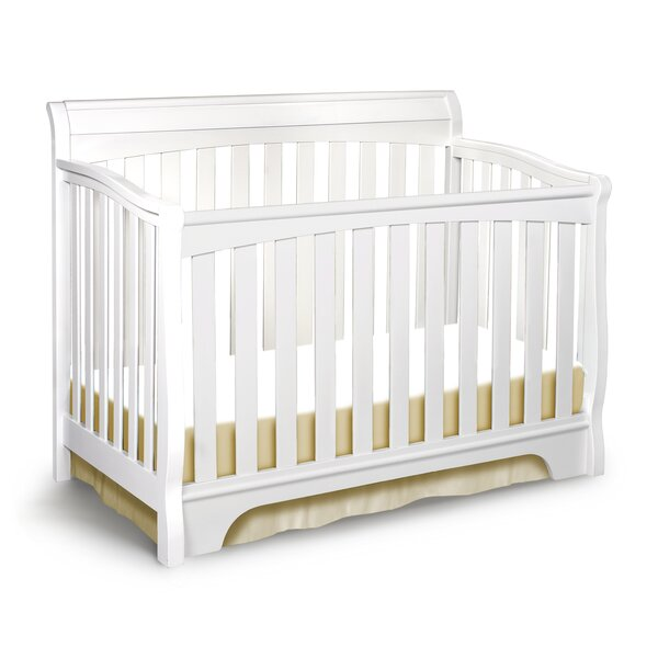 Eclipse 4-in-1 Convertible Crib by Delta Children