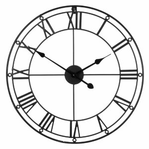 Inez 59cm Wall Clock