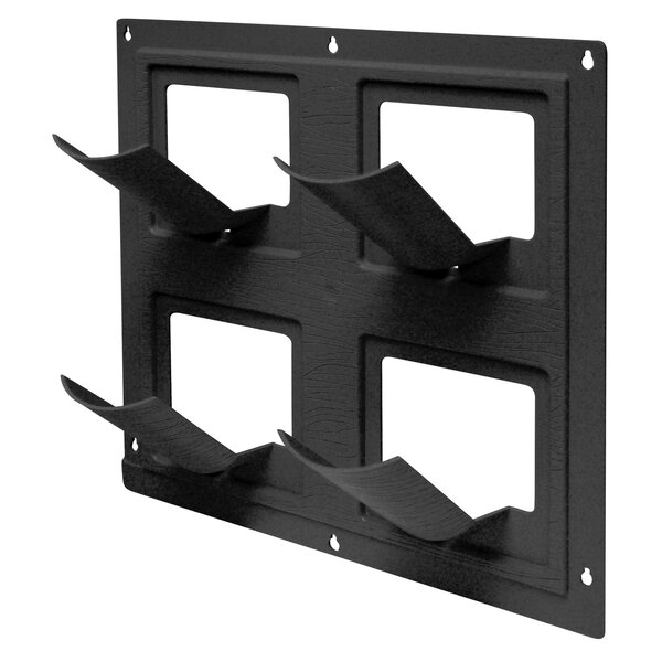 Bloomers Plastic Wall Planter by EMSCO Group