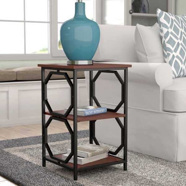 Elin End Table by Beachcrest Home