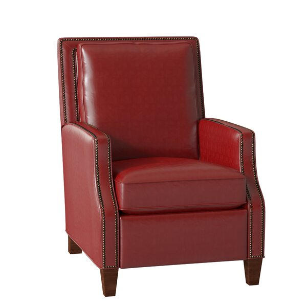 Howe Leather Recliner By Bradington-Young
