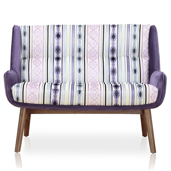 Tilly Loveseat by Bungalow Rose
