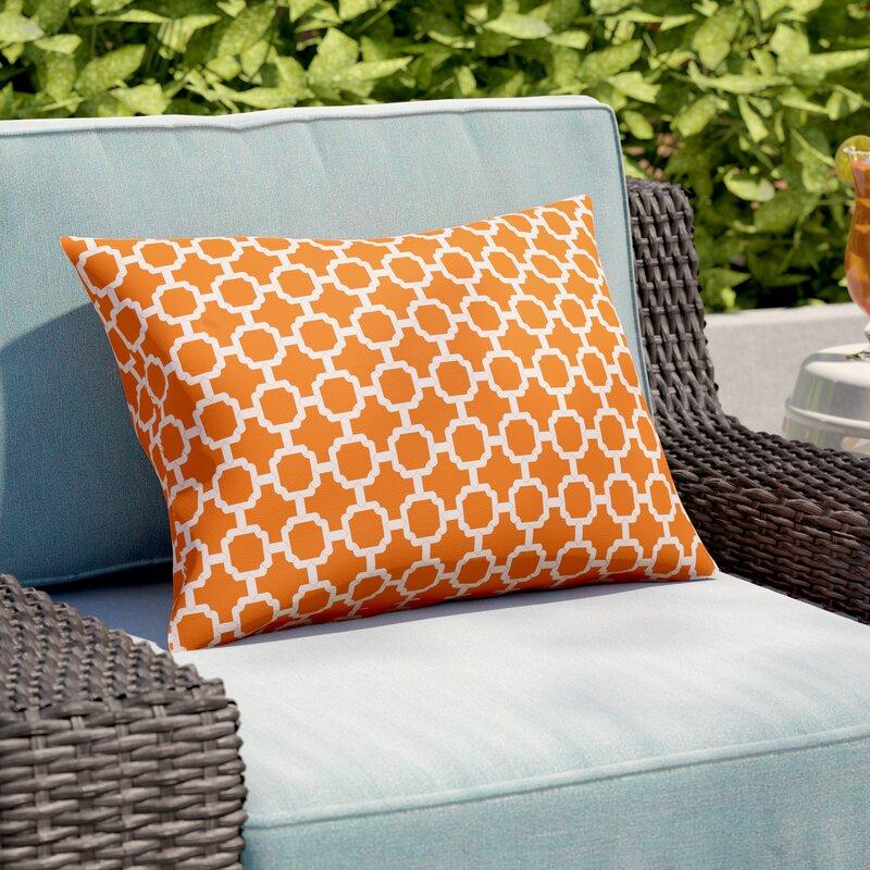 Beachcrest Home Ashburton Indoor Outdoor Throw Pillow Reviews
