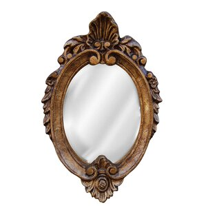 Shell Top Mirror