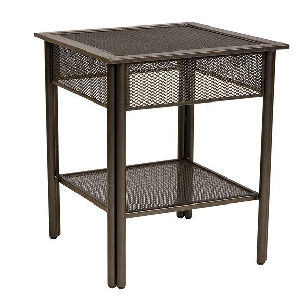 Jax Side Table by Woodard
