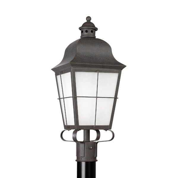 Connelly 1-Light Lantern Head by Darby Home Co