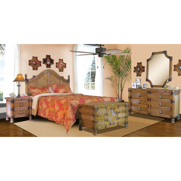 Damm Bedroom Set With (Set of 7) by Highland Dunes