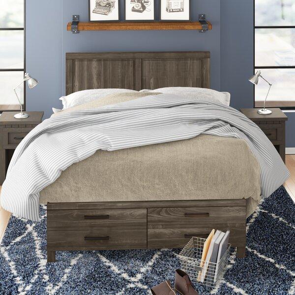 Kirkby Queen Storage Platform Bed by Three Posts Teen