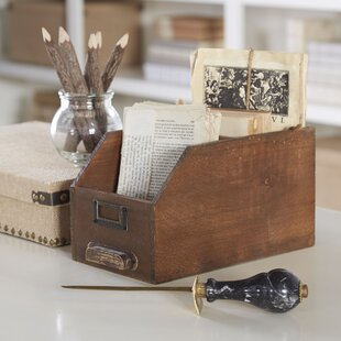 Card Catalog Keepsake Box By Ophelia & Co.