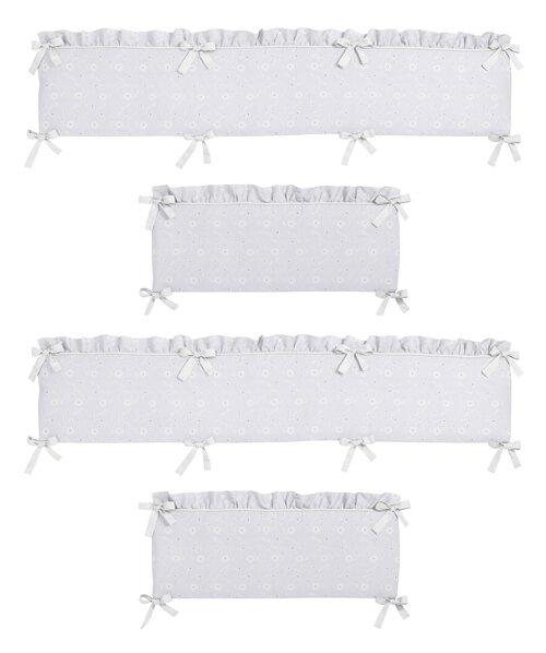 Eyelet Crib Bumper by Sweet Jojo Designs