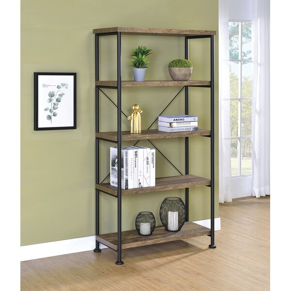 Rosina Etagere Bookcase by 17 Stories