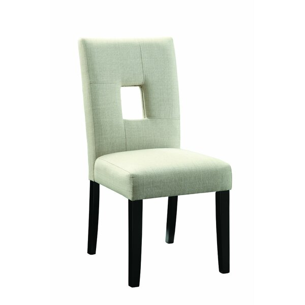 Bonnaire Upholstered Side Chair by Latitude Run Latitude Run