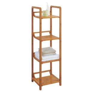 Affordable Millbank 12 W x 41.13 H Bathroom Shelf ByAndover Mills