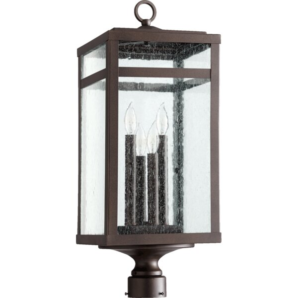 Pedersen 4-Light Lantern Head by Gracie Oaks