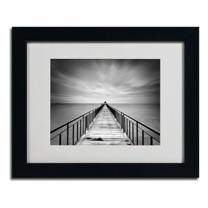 Withstand by Michael de Guzman Framed Photographic Print by Trademark Fine Art