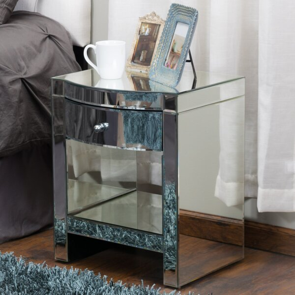 Hiers End Table by House of Hampton