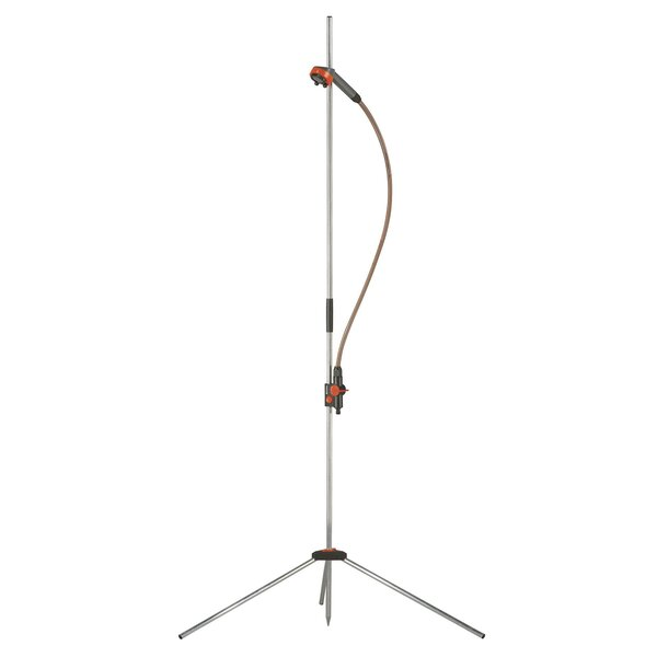 Garden Trio Freestanding Outdoor Shower by Gardena