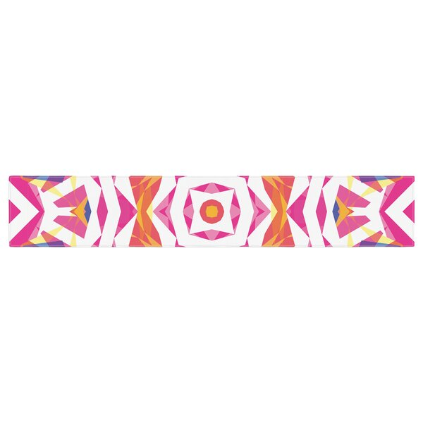Artist Name Paradise Table Runner by East Urban Home