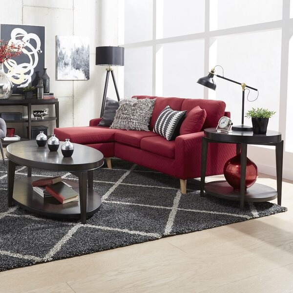 Griffiths 3 Piece Coffee Table Set By Brayden Studio
