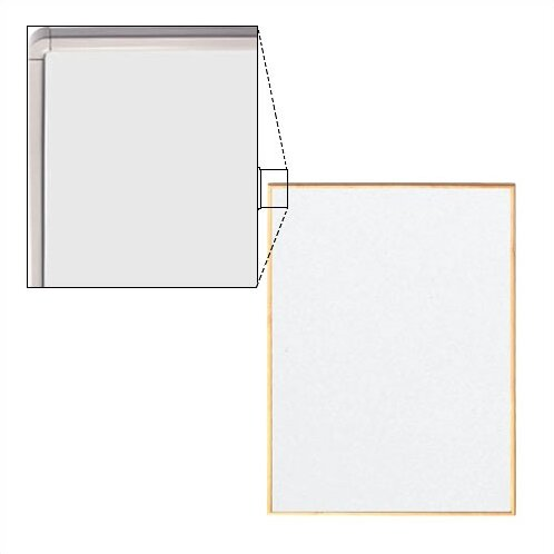 Tactics® Wall Mounted Whiteboard by Peter Pepper