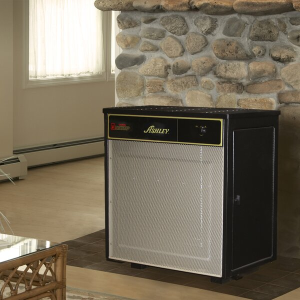 Direct Vent Coal Stove by United States Stove Company