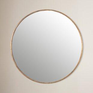 Mahanoy Round Accent Mirror