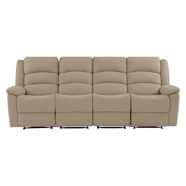 Romarin Reclining Sofa by Red Barrel Studio