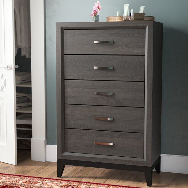 Beare 5 Drawer Chest by Ivy Bronx