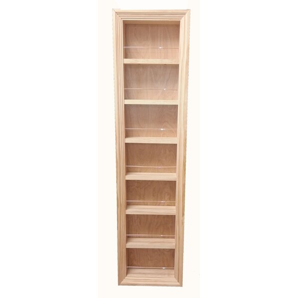 49.5 Kitchen Pantry Cabinet by WG Wood Products