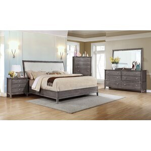Distressed Finish Bedroom Sets You\'ll Love | Wayfair