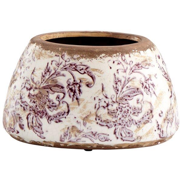 English Garden Terracotta Pot Planter by Cyan Design