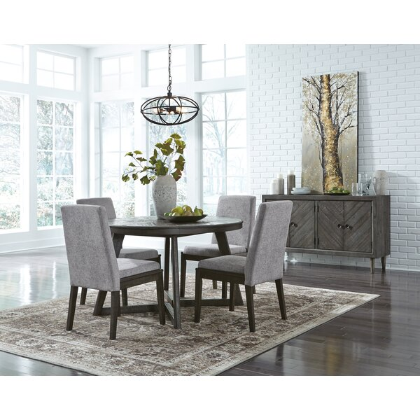 Banach 7 Piece Dining Set by Foundry Select
