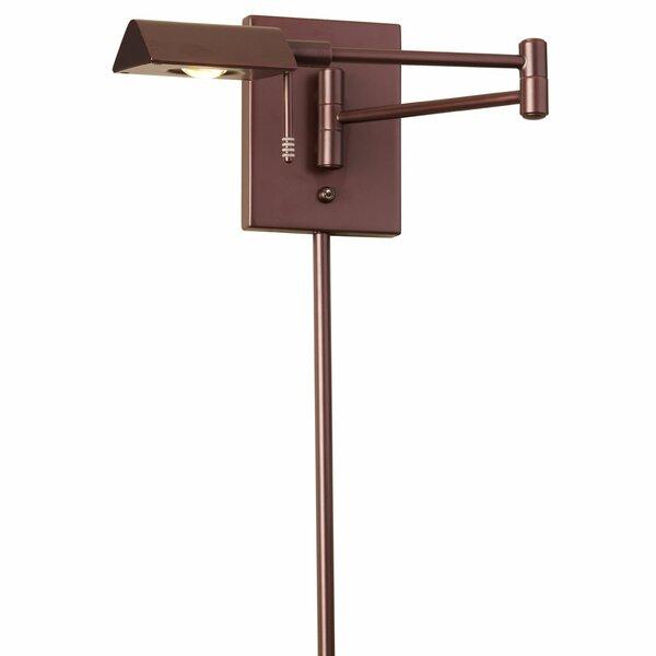 Sabau Swing Arm Lamp by Radionic Hi Tech