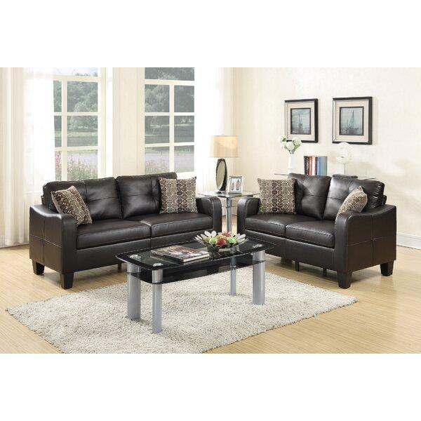 Charli 2 Piece Living Room Set