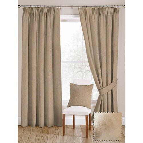 Ocilla Shiny Blackout Thermal Curtains Rosalind Wheeler Size