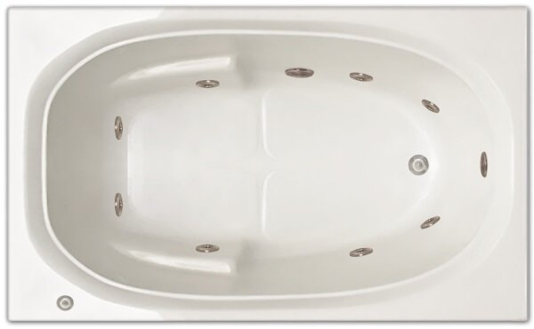 60 x 36 Whirlpool by Signature Bath