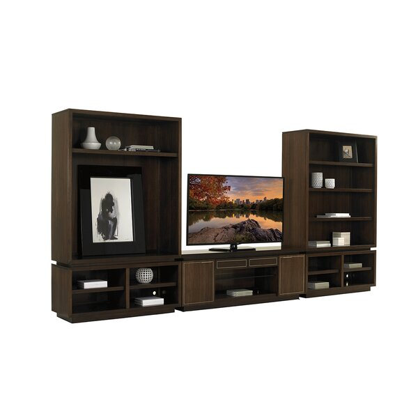 MacArthur Park Entertainment Center For TVs Up To 65