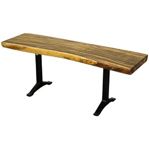 Trembesi Wood Bench by New Pacific Direct