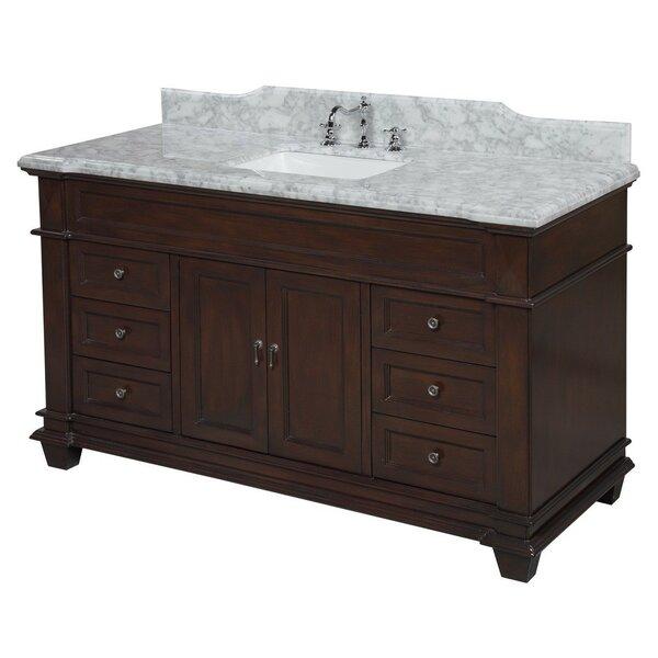 Elizabeth 60 Single Bathroom Vanity Set by Kitchen Bath Collection