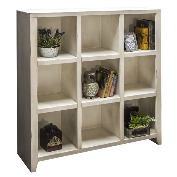 Provencher Cube Unit Bookcase by August Grove